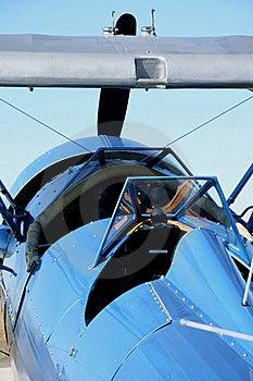 1939 Biplane Royalty Free Stock Images - Image: 18009999