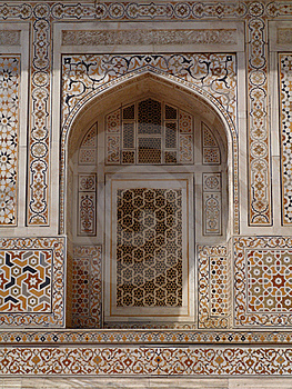 Itimad Daulah, Agra, India Royalty Free Stock Photos - Image: 18012618