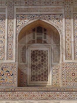 Itimad Daulah, Agra, India Royalty Free Stock Photos - Image: 18012618