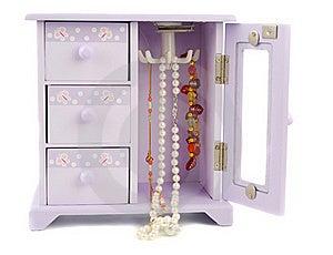Jewelery Box Royalty Free Stock Image - Image: 18014776