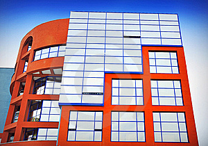Image Of Modern Buildings Stock Images - Image: 18022344