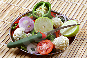 Mixed Vegetables Royalty Free Stock Photography - Image: 18025777