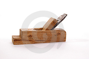 Old Wooden Planer Royalty Free Stock Photo - Image: 18028015