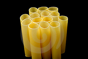 Cannelloni Tubes - Top View Royalty Free Stock Photos - Image: 18029058