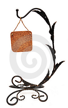 Cork Signboard Royalty Free Stock Photography - Image: 18029847