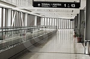 Airport In South America Royalty Free Stock Photography - Image: 18030067
