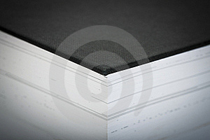 Close-up Of A Book Royalty Free Stock Photos - Image: 18030168