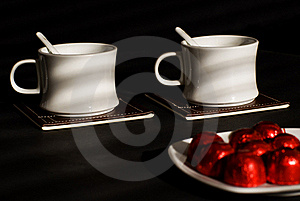 Tea With Sweets. Stock Photos - Image: 18040093