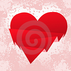 Broken Heart Royalty Free Stock Images - Image: 18047719
