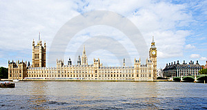Houses Of Parliament Stock Images - Image: 18053494