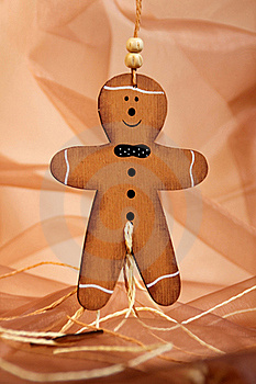 Gingerbread Man Stock Photos - Image: 18053823