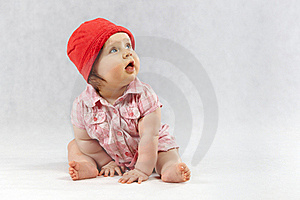 Sweet Baby Girl Royalty Free Stock Photography - Image: 18054027
