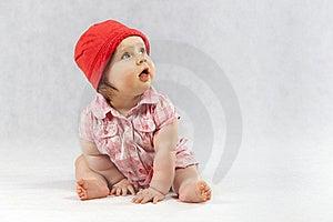 Sweet Baby Girl Royalty Free Stock Photography - Image: 18054027