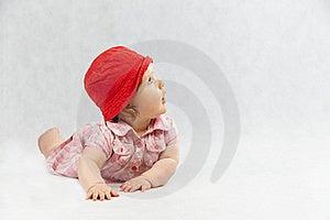 Sweet Baby Girl Stock Images - Image: 18054074