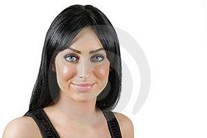 Beauty Woman Stock Image - Image: 18056841