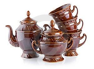 Tea Service(0).jpg Royalty Free Stock Photo - Image: 18057225