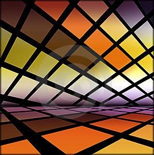 Creative Tiled Interior Stock Photos - Image: 18060853