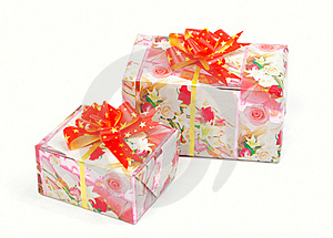 Gifts. Royalty Free Stock Photography - Image: 18063617
