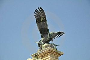 Turul - The Mythic Bird Budapest Stock Photo - Image: 18072000