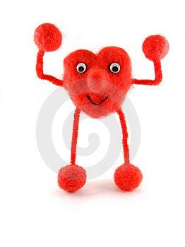 Joyful Heart Royalty Free Stock Photo - Image: 18076855