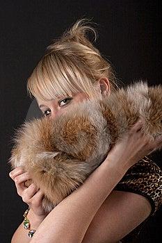 Foxy Girl Stock Photos - Image: 18084773