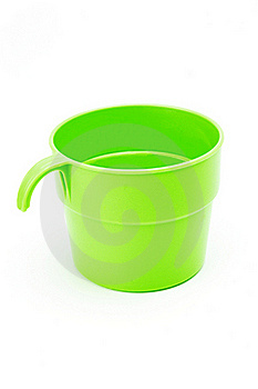 Mug Green Stock Image - Image: 18086831