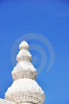 Lotus Sculpture Stock Photos - Image: 18090423