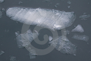Floating Ice Royalty Free Stock Photos - Image: 18090508