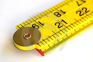 Measuring Ruler Stock Photos - Image: 1812433