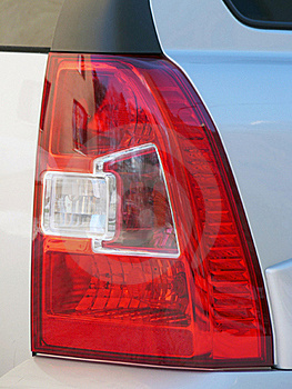 Taillight Car Closeup Stock Photography - Image: 18112252