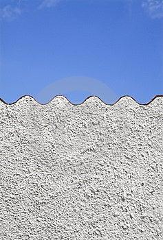 μεσογειακός τοίχος Στοκ Φωτογραφία - εικόνα: 18114612