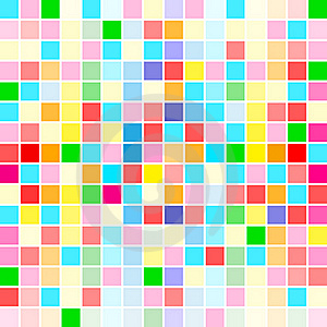 Rainbow Colors Are Random Scattered Stock Photos - Image: 18118693