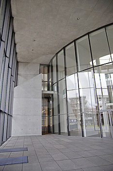 Modern Architecture Perspective Royalty Free Stock Photography - Image: 18119817