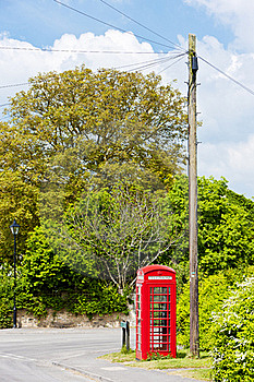 Telephone Booth Stock Photography - Image: 18120532