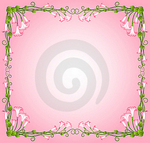 Beautiful Pink Lilies Royalty Free Stock Photography - Image: 18120977