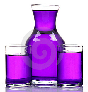 Colored Chemical Stock Images - Image: 18122624