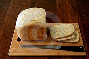 Homemade Bread Stock Images - Image: 18127474