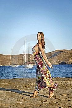 Goddess Of The Wind Stock Image - Image: 18131471