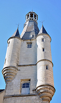 Turrets Stock Photography - Image: 18131922