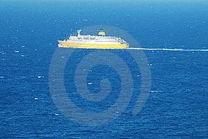 Transportation Ship At Sea Stock Images - Image: 18133664