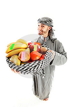 Young Bedouin Stock Image - Image: 18138141