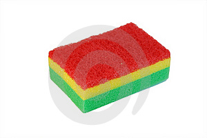 Sponge Stock Photo - Image: 18138640
