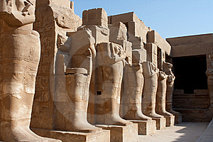 Karnak Temple Stock Photography - Image: 18140962