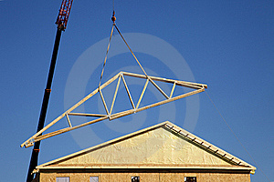 Home Construction Site Stock Photography - Image: 18147322