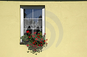 Decorated Window Detail Stock Photography - Image: 18157272