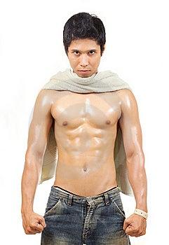 Muscular Body Stock Photos - Image: 18157893