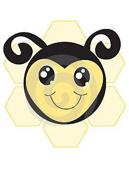 Bumble Bee Logo Stock Photography - Image: 18158542