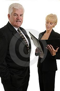 Senior Management Stock Images - Image: 18161294