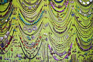 Moroccan Jewelley Royalty Free Stock Photo - Image: 18162015