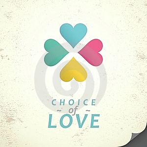 Choice Of Love Royalty Free Stock Photography - Image: 18162247